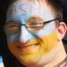 Activité peinture sur visage
