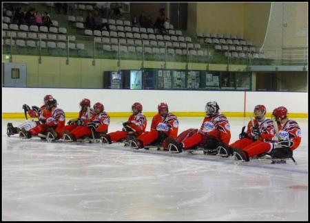 Handi Hockey à cholet