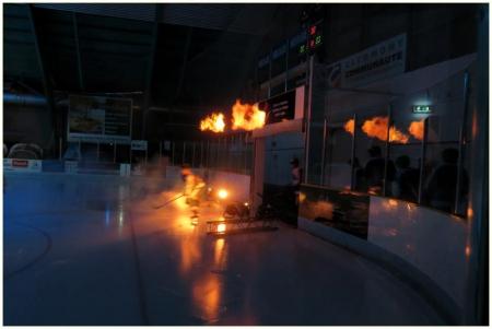 Match de Hockey sur Glace de novembre
