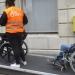 Parcours de vie en fauteuil roulant au Mont Dore