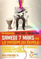 afrorock,apf 63,clermont ferrand,festival